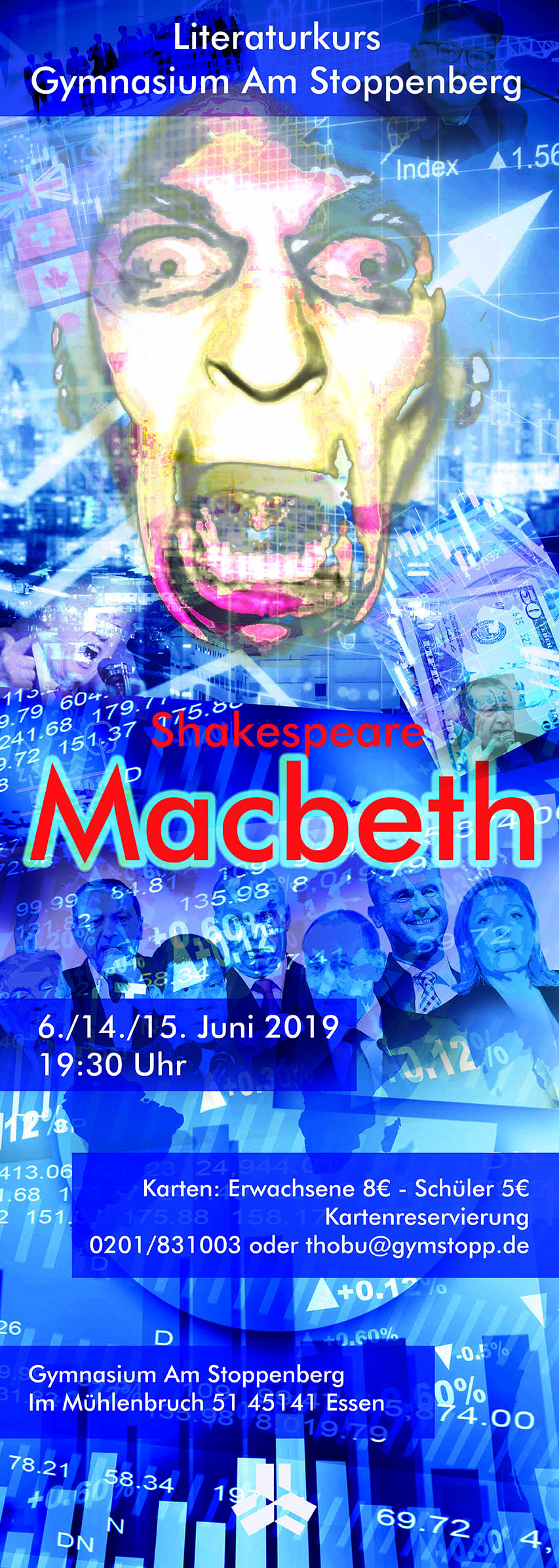 plakat macbeth sm